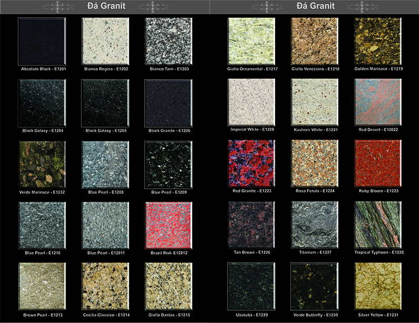 Eurostone catalogue 2