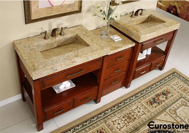 mặt đá lavabo