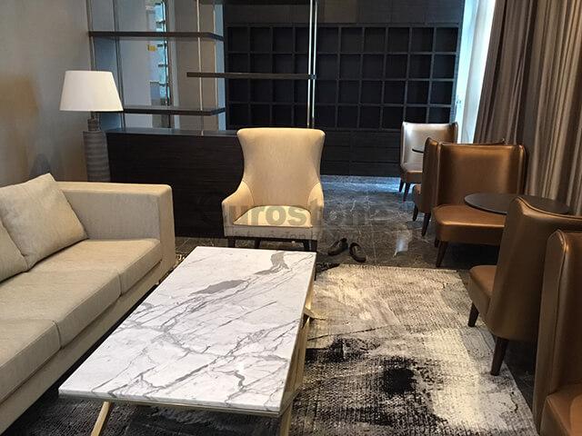 sofa marble