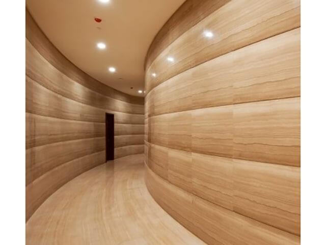 Đá Marble Grey Serpeggiante (Xám Vân Gỗ) ốp tường