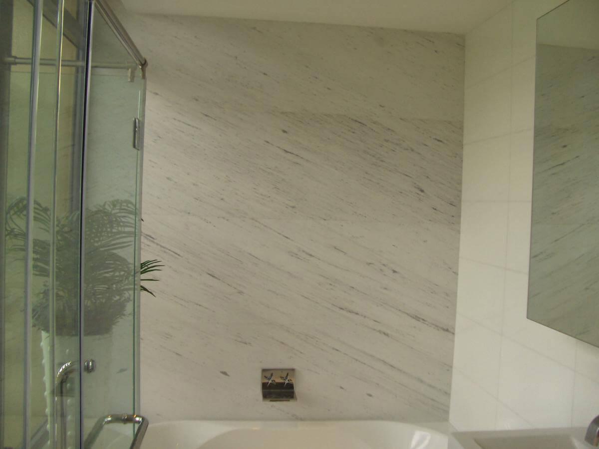 Đá cẩm thạch Polaris tự nhiên ốp tường