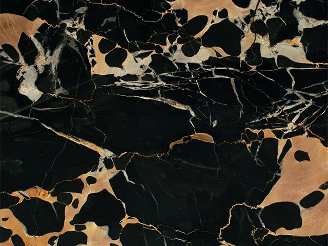 Đá Marble (Cẩm Thạch) Golden Portoro