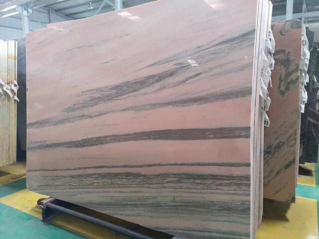 Đá Marble (Cẩm Thạch) Fantasy Pink