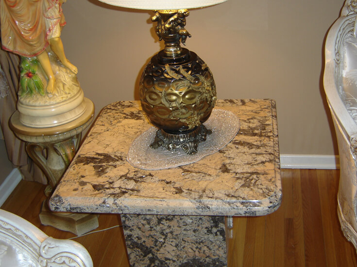 bàn Đá Granite Splendor Cream