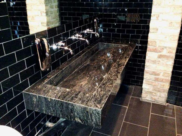 bàn lavabo Đá Granite Cianitus