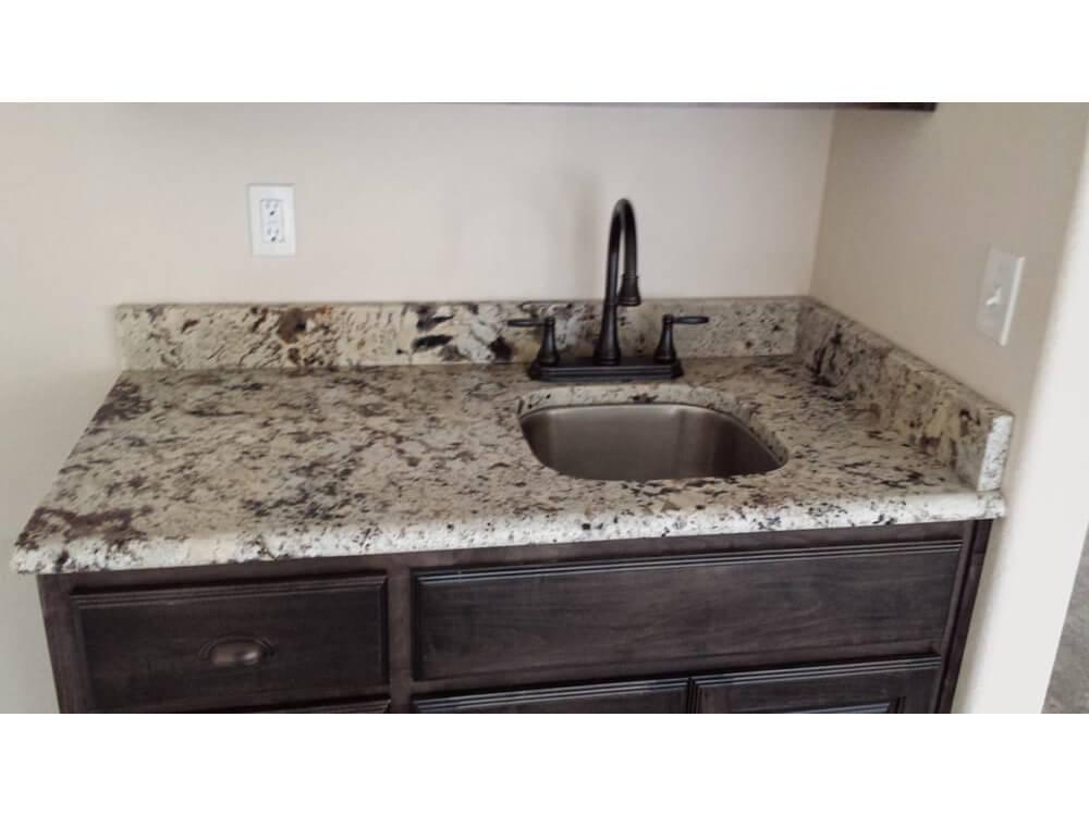 bàn lavabo Đá Granite Splendor Cream
