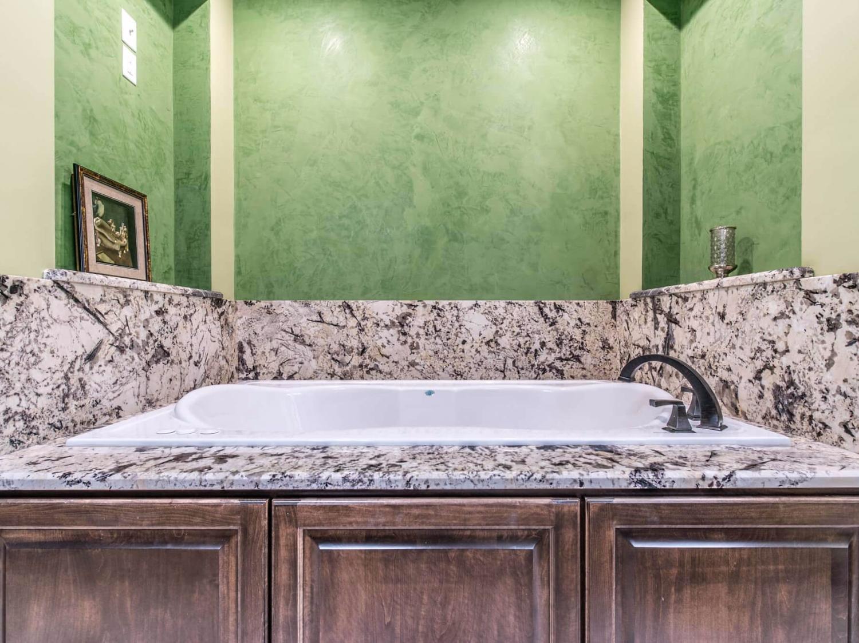 bàn lavabo Đá Granite Delicatus White