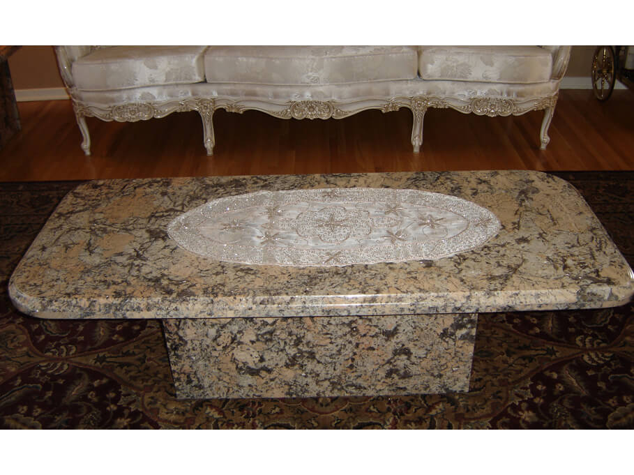 sofa Đá Granite Splendor Cream