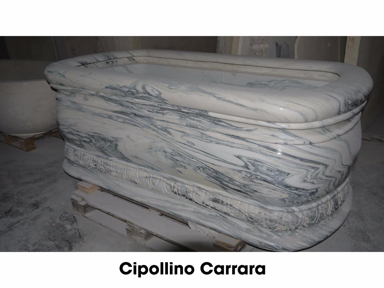 bồn tắm Đá Marble 'Cẩm Thạch' Carrara
