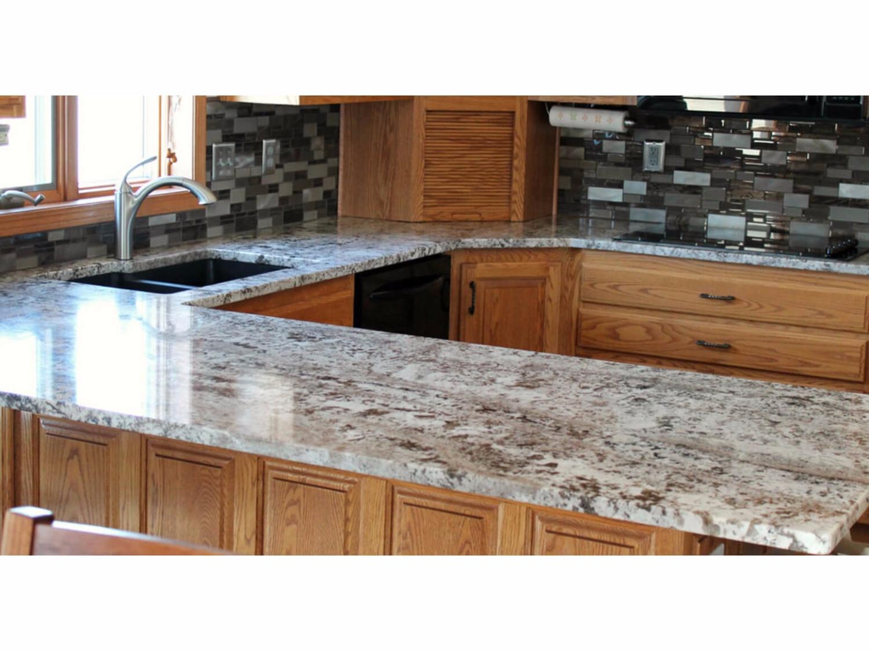 Đá Granite Bianco Torrichino ốp bếp