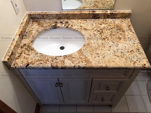 bàn lavabo Đá Granite Brazil Solarius