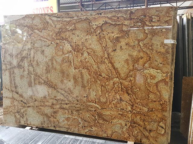 Đá Granite Golden Storm
