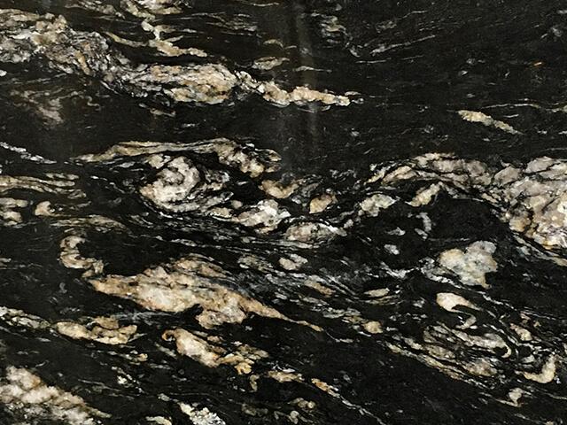 Đá Granite Gucci Black