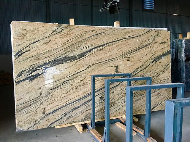 Đá Tự Nhiên Granite Prada Gold