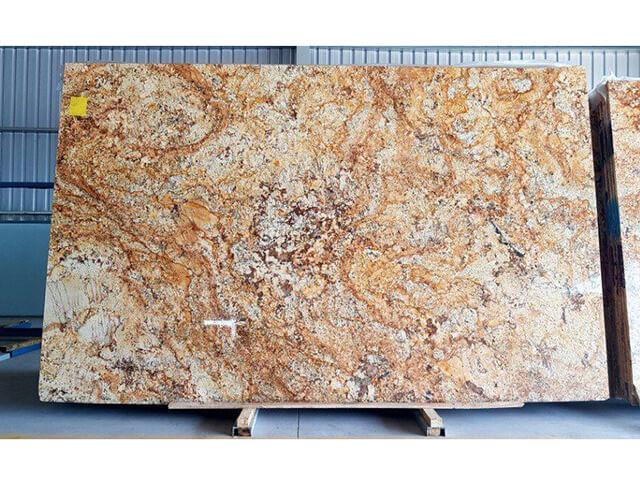Đá Granite Brazil Solarius