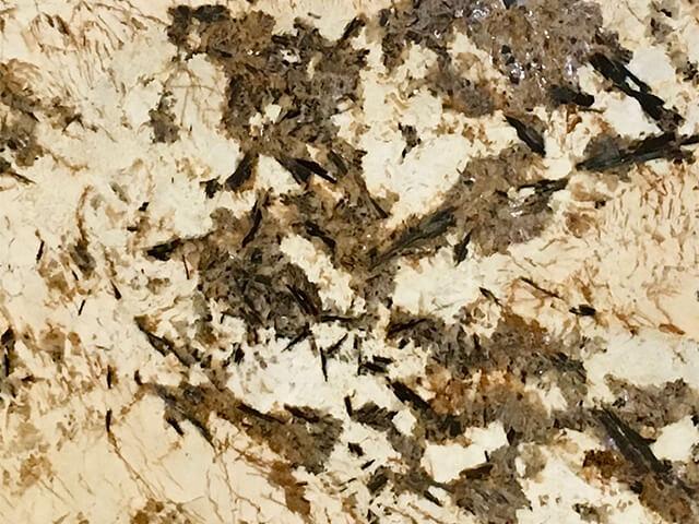 Đá Granite Splendor Gold
