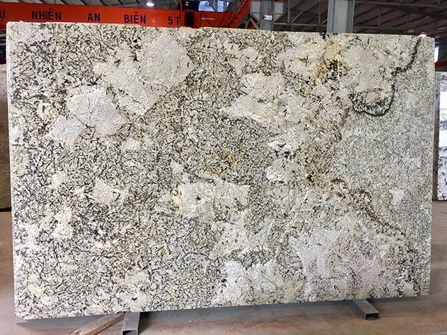 Đá Granite nhập khẩu White Diamond