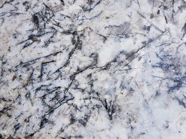 Đá Granite White Glimmer