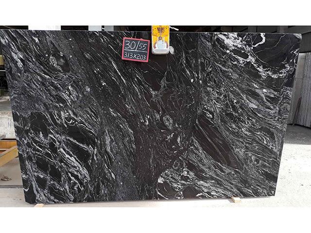 Đá Granite Black Forest
