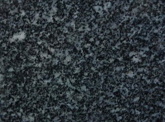 Đá Granite Đen Ấn Độ Bông Trắng