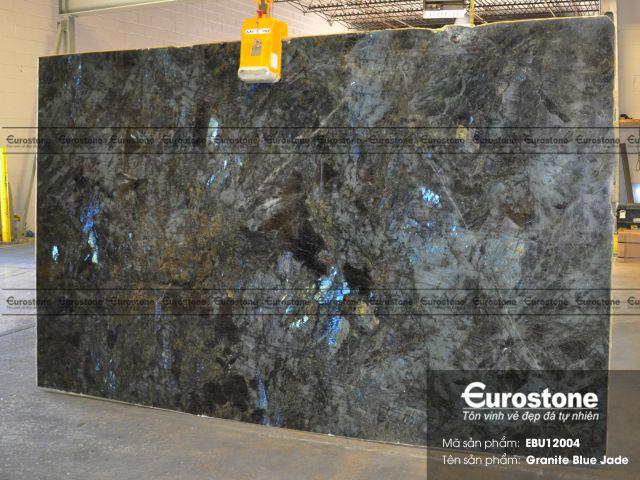 Đá tự nhiên Granite Blue Jade