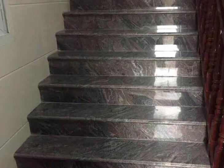 Đá Granite Paradiso Classic ốp cầu thang