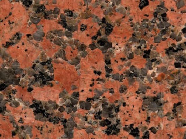 Đá Granite Đỏ Phần Lan