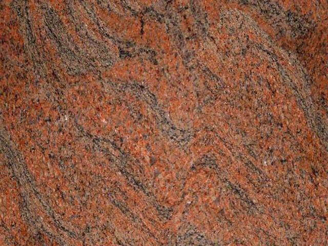 da granite Red Japarana