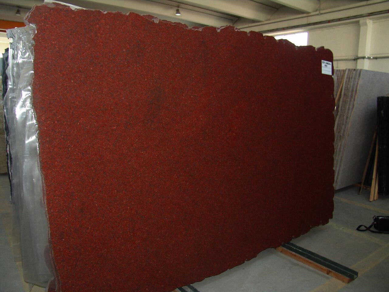 Đá Granite tự nhiên New Imperial Red