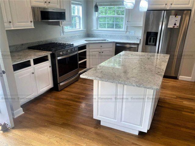 bàn Đá Granite Colonial White