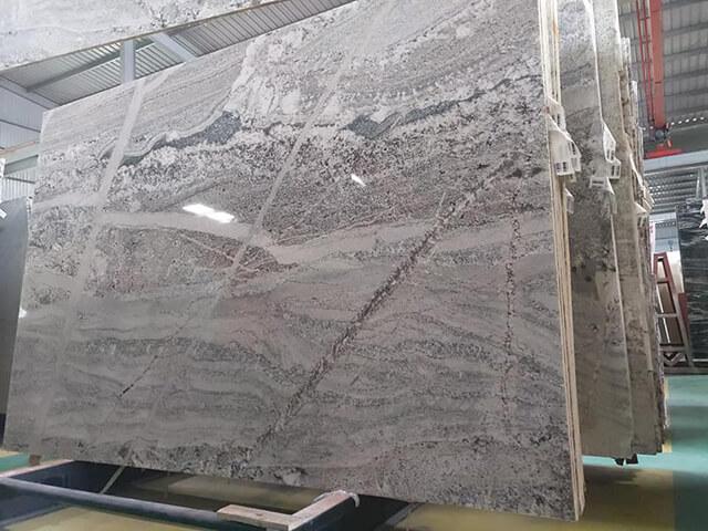 Đá Granite Monte Crystal