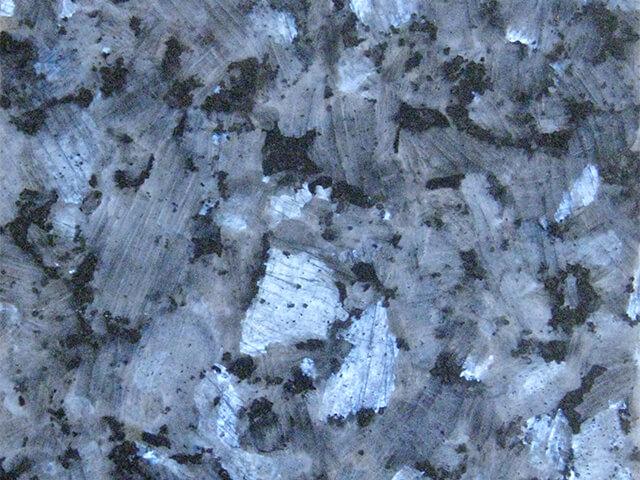 Đá Granite Blue Pearl (Xà cừ xám xanh)