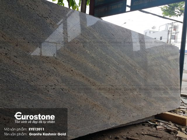 Đá Granite Kashmir Gold