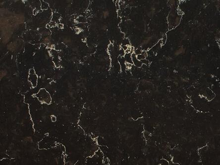Đá quartz Java Noir