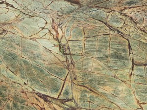 Đá Marble (Cẩm Thạch) Rainforest Green