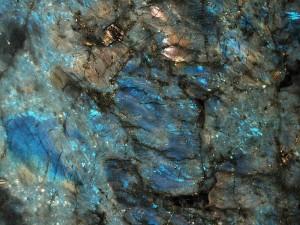 Đá tự nhiên Granite Blue Jade nhập khẩu Madagascar