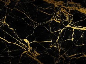 Đá Marble (Cẩm Thạch) Black and Gold